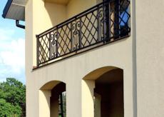 кованый балкон Краснодар