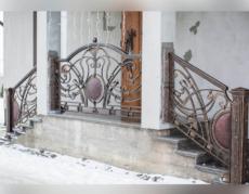 Кованые перила Тимашевск