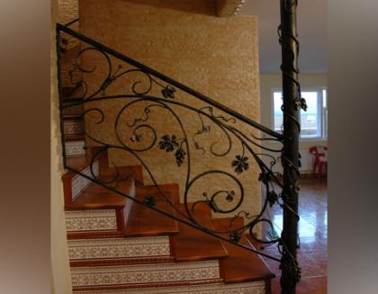 лестница ограждение