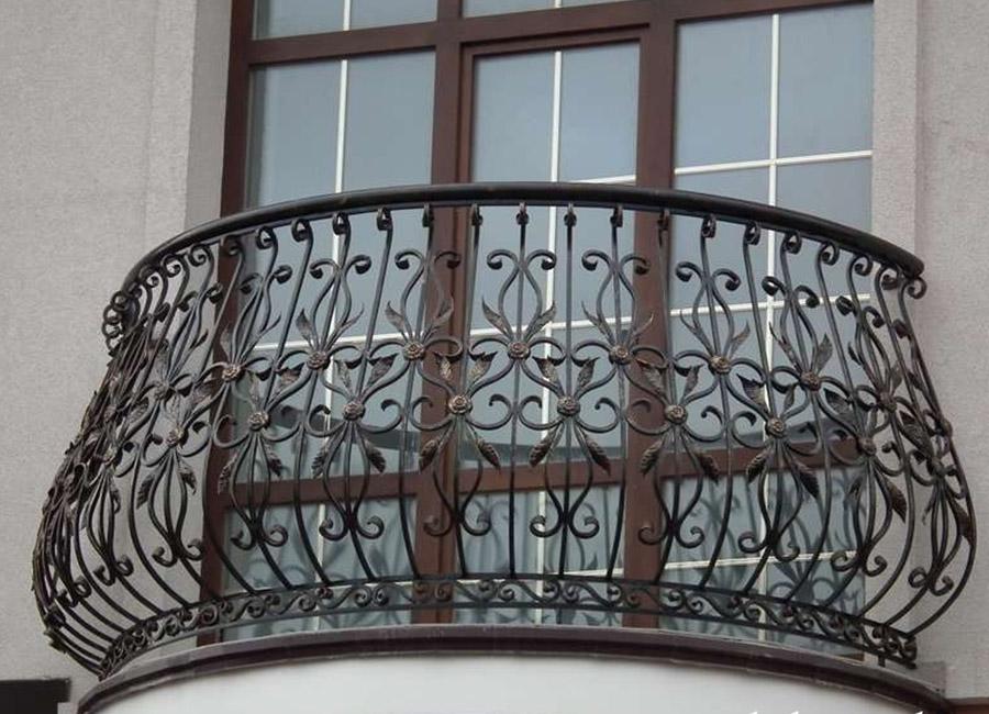 типаж кованые ограждения для перил балконов фото красотка