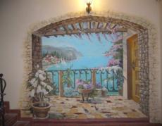 Художественная роспись стен краснодар